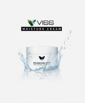 VISS Moisture Cream with Natural Vitamin E (200ml)