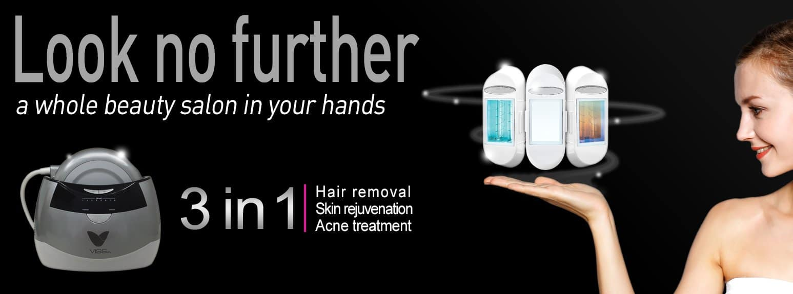 Viss Advanced At Home Ipl Skin Rejuvenation System Reviews