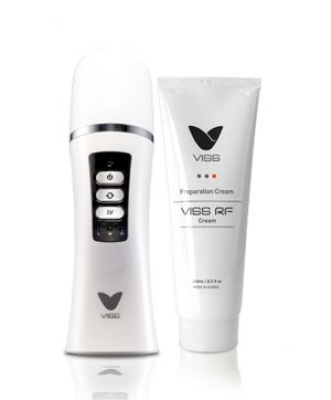Viss RF Skin Tightening Massage Therapy System with RF cream(For normal skin type)