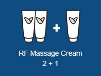RF Massage Cream 2+1
