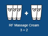 RF Massage Cream 3+2