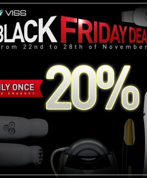 BLACK FRIDAY SPECIAL DEAL 20% OFF