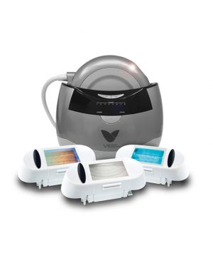 Viss Advanced IPL Home Beauty System Complete 3-in-1 Package