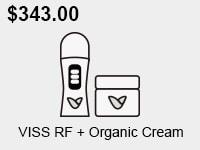 Viss RF + Organic Cream